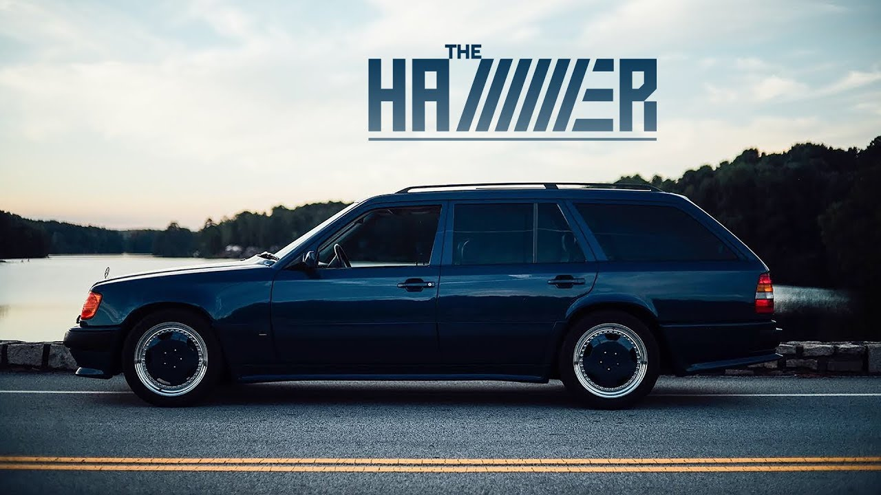 The World's Only AMG Hammer Wagon Is Perfection On Wheels