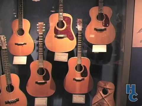 Martin Guitar Factory Tour Part