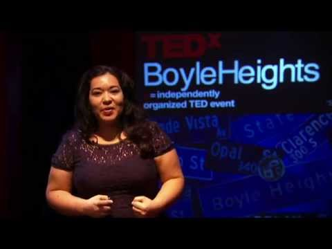 Breaking barriers: Nora Cadena at TEDxBoyleHeights 2014 ...