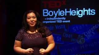 Breaking barriers: Nora Cadena at TEDxBoyleHeights 2014
