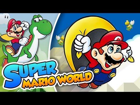 ¡Mas y mas caminos! - #02 - Super Mario World