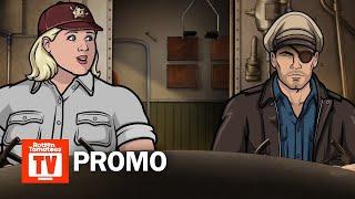 Archer: Danger Island Season 9 Promo | Cockpit | Rotten Tomatoes TV