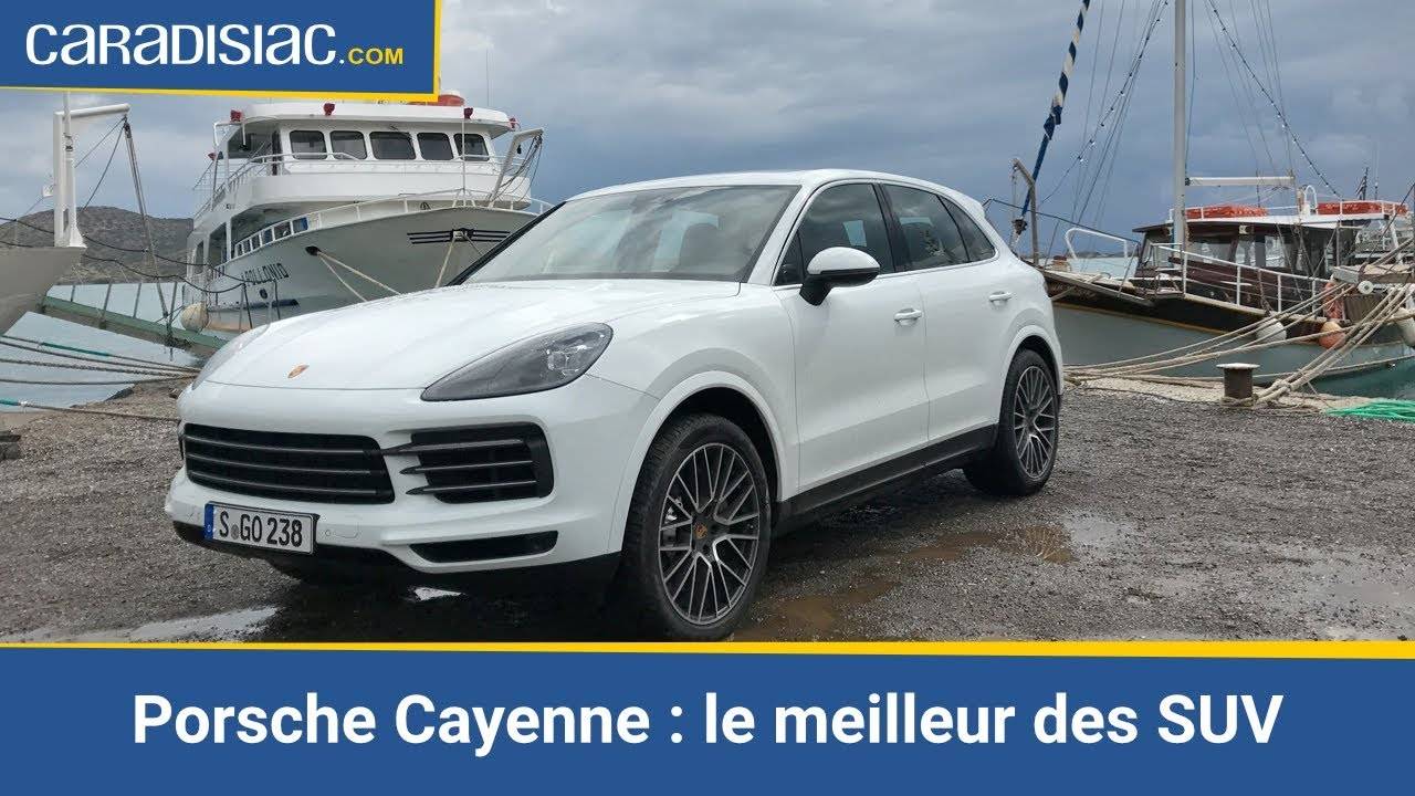 porsche cayenne le meilleur des suv youtube. Black Bedroom Furniture Sets. Home Design Ideas