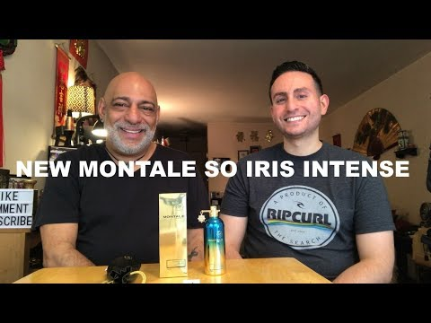NEW Montale So Iris Intense REVIEW with Redolessence + 5ml Decant GIVEAWAY (CLOSED)