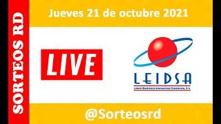 LEIDSA EN VIVO 📺│ Jueves 21 de octubre 2021 - 8:55 PM