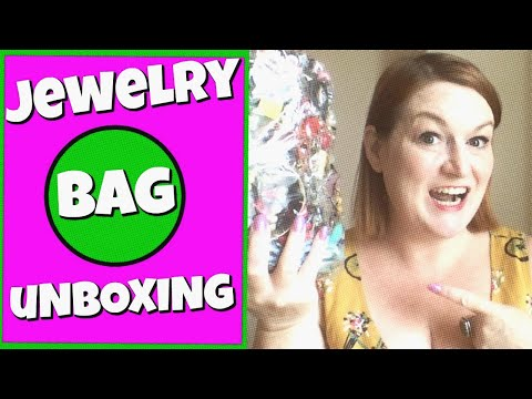 Giant Jewelry Bag Unboxing - Goodwill Jewelry Jar Unjarring 2018 Haul