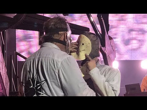 Slipknot Gives The Mystery Member A New Mask