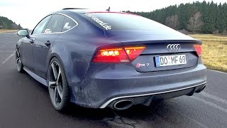 Super Cars & Tuned Cars Accelerating! RS7, R8, Golf 2, GT-R, Golf 6 3.6 HGP BiTurbo