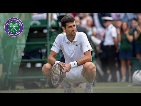 Novak Djokovic | Top 10 Points Of Wimbledon 2019