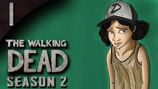 Mr. Odd - Let's Play The Walking Dead Season 2 - Part 1 - All That Remains - This is Different