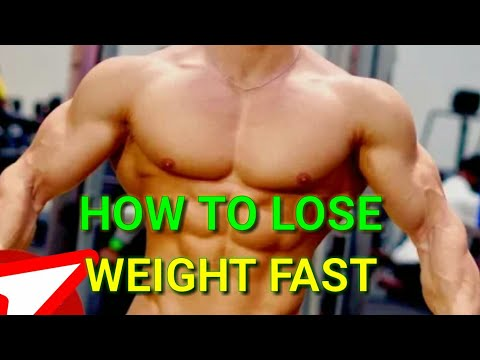 HOW TO LOSE 20KG IN 10 DAYS !! – No strict diet, No exercise with this secret!
