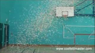 Powerful Confetti Cannon (Massive Single shot).