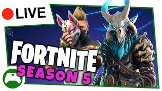 Fortnite Season 5 Live! First Impressions Of The Best Season Yet?