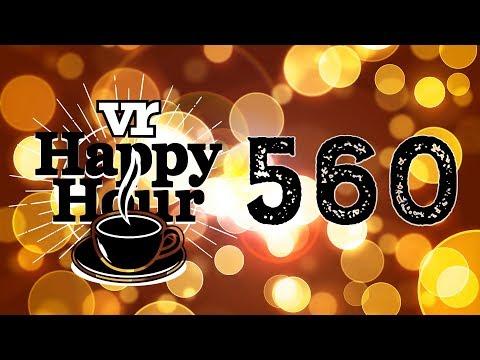 Nyelvek & Apple Event | TheVR Happy Hour #560 - 09.11.