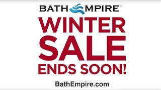 Winter Sale Ends Soon - BathEmpire Television Advert