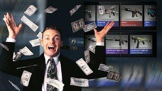 Открываем кейсы в CS:GO | Супер везение!(http://random-game.ru/ - Хард скины, за изи деньги! ------------------------------------------------------------------------------------------------ Привет,сегодня..., 2015-01-28T15:32:34.000Z)