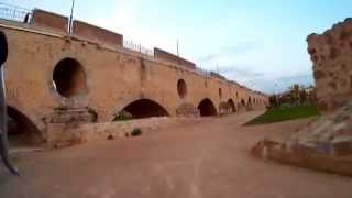 Vuelta en Bici por Badajoz - Nuevo Paseo Fluvial Margen Derecha