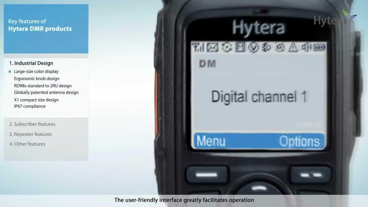 Hytera Digital-Two-Way-Radios | Dallas Mobile Communications