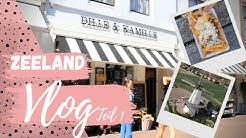 Zeeland Vlog TEIL 1 - Middelburg, Zoutelande, Oostkapelle, Domburg, Neeltje Jans und Tandem-Tour