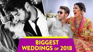 Baixar The Most Memorable Celebrity Weddings of 2018 | ⭐OSSA