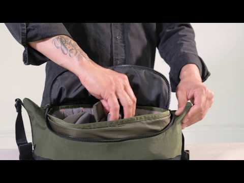 Small Timbuk2 Camera Sling Bag Jet Black