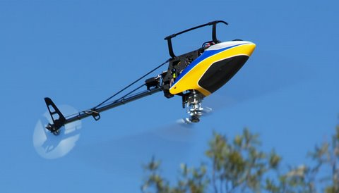 New EXI 500 CNC-Metal & Carbon Edition RC Helicopter for 3D ... Cnc Helicopters on