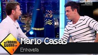 Mario Casas confiesa dónde tuvo que meterse un par de tetinas para grabar 'Toro' - El Hormiguero 3.0