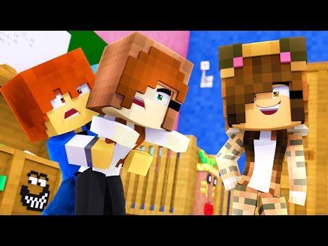 Minecraft Daycare - STEALING TINA'S ONESIE !? ( Minecraft Roleplay )