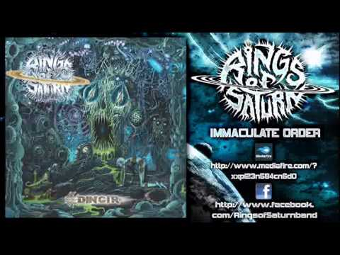 Rings Of Saturn Area  Song