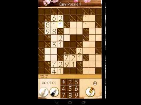 Kakuro - Real Kakuro - Cross Sums - Apps on Google Play