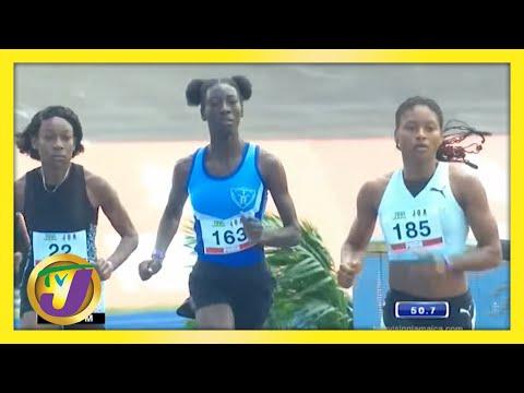 800m Athlete Simoya Campbell-Johnson | TVJ Sports | Jamaican News