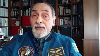 In occasione della giornata internazionale dei viaggi dell'uomo nello spazio, unric italia è lieta di condividere il videomessaggio dell'astronauta umberto g...