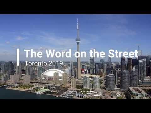 """Author Kelly Robson On """"The Word On The Street Toronto 2019"""
