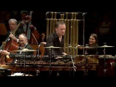 Colin Currie - Rautavaara Percussion Concerto 'Incantations'