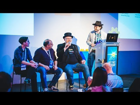 How advancing computing power shapes the way games are made   Intel® Buzz Workshop Berlin 2018