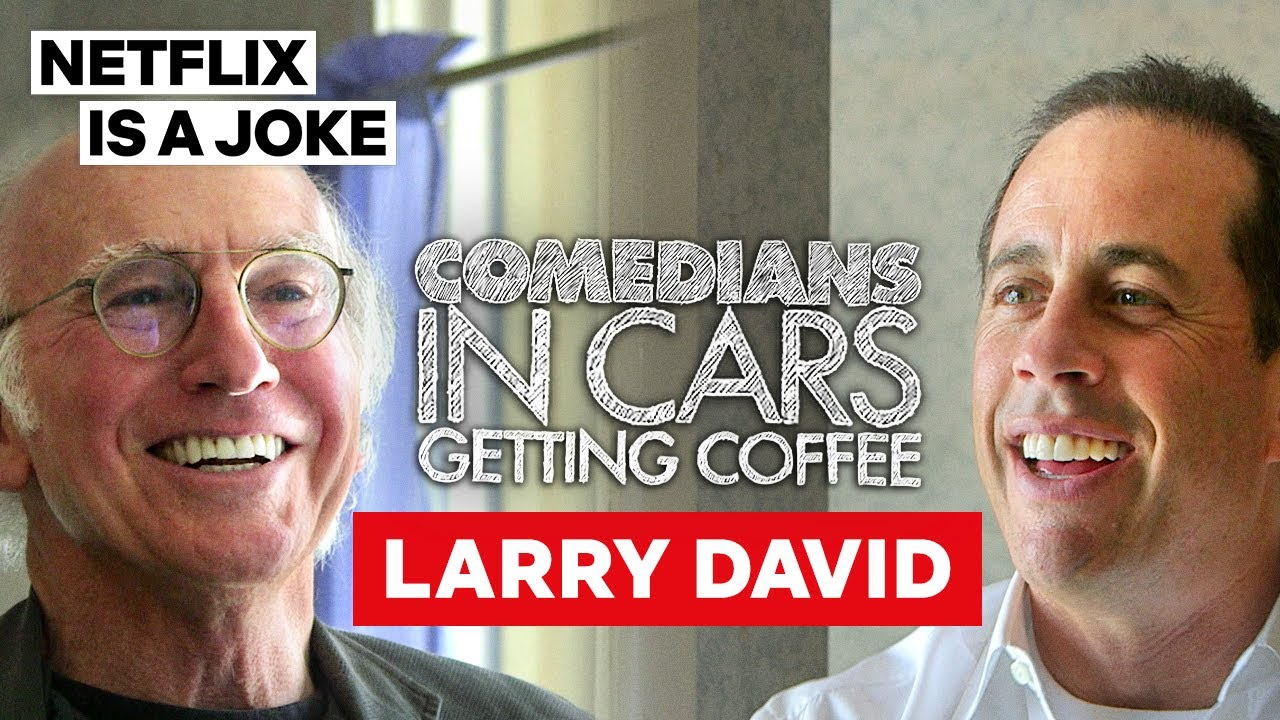 Larry David Tells Jerry Seinfeld About His Snacking Problems   Netflix Is A Joke
