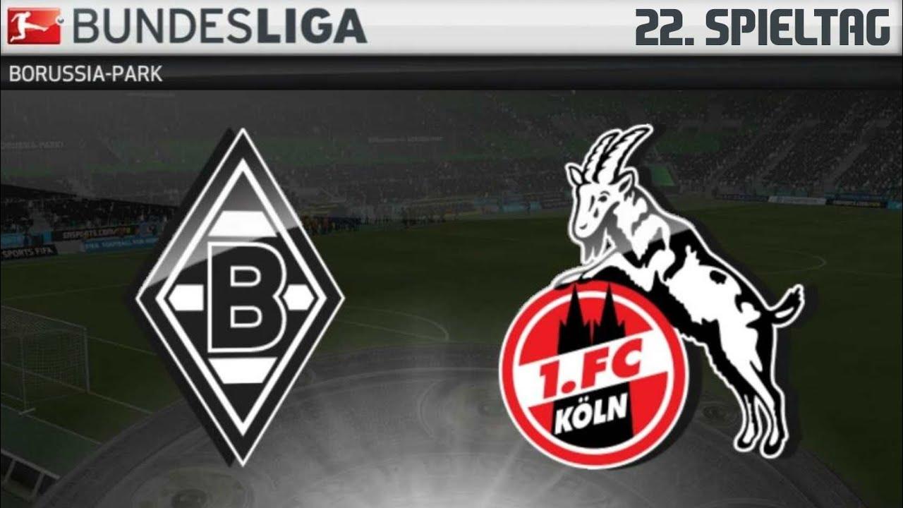 Köln Gegen Gladbach Nachholspiel