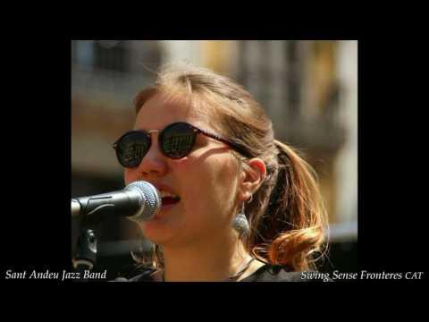 Backstage Sant Andreu Jazz Band - Concert Barswingona P.  Reial-V. SSF-CAT