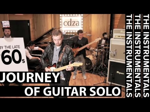 Journey of Guitar Solo (THE INSTRUMENTALS - Episode 1)