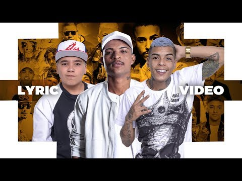 MC Pikachu, MC Denny e MC Kevin - Chama Elas (Lyric Video) DJ Nene MPC