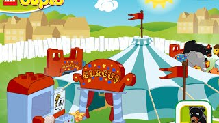 Lego duplo circus best iPad apps iPhone apps for kids for children
