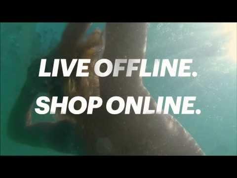 SurfStitch TV Commercial - Live Offline, Shop Online - 30 Sec