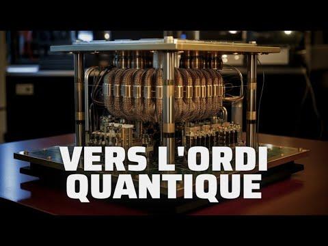 Ordinateur quantique : Prochaine révolution informatique ? | The Flares
