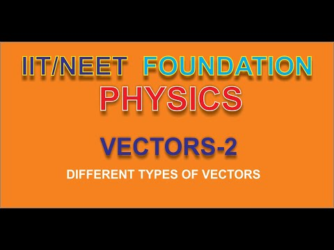 Vectors-2|| Physics Teacher (Suitable or class 6 and above)