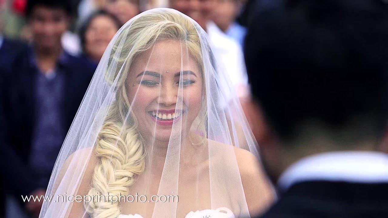 Yan and yeng wedding