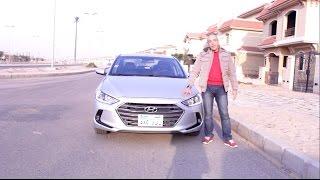 فيديو   تجربة قيادة الجيل الجديد من هيونداي النترا   نايل موتورز   Nile Motors