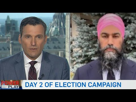 One-on-one interview with NDP Leader Jagmeet Singh