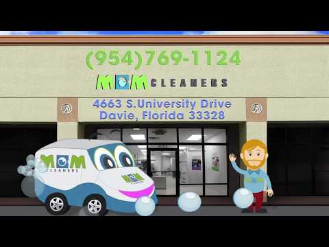 The Modern Method to Dry Cleaning is Here MCM Cleaners