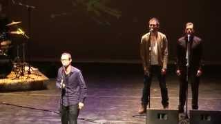 Zangles Amersfoort; Bram Brundel zingt Can't stop loving you