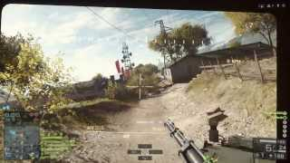 Battlefield 4 : Golmud Railway : Obliteration : PlayStation 4